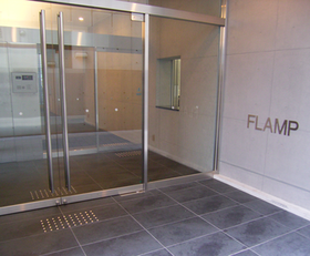 FLAMP入口 落合駅からのアクセス